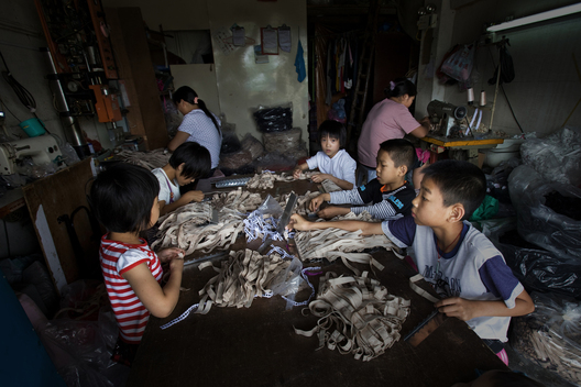 Fabric Workshop in Guangdong Province