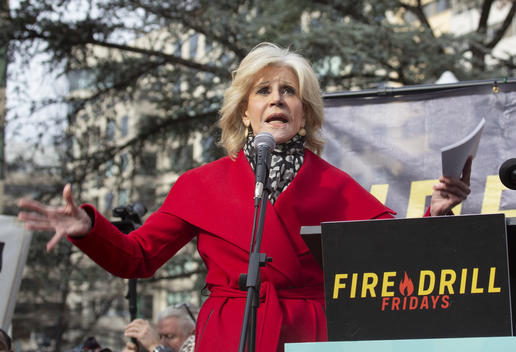 Ninth Fire Drill Friday in Washington DC
