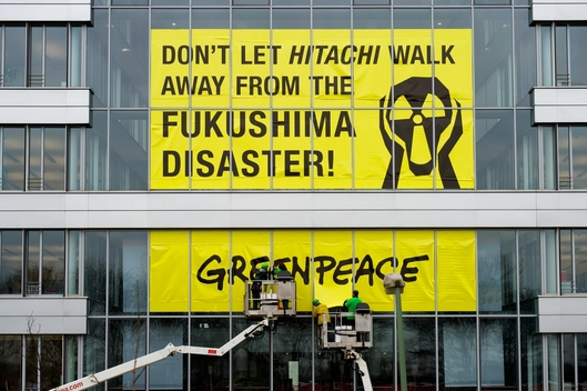 Fukushima Anniversary Protest in Germany