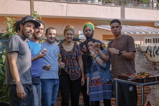 World Meat Free Week: Meat Free Barbecue in Brazil
