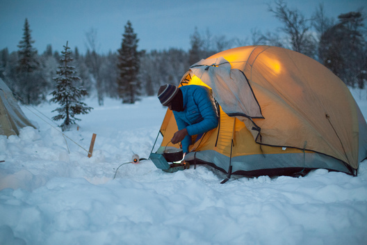 North Pole Expedition Training in Norway