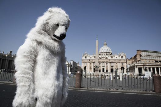 'Arctic Rising' in Rome