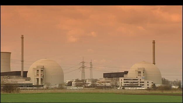 Nuclear Power Plants in Germany 2009 - Clipreel