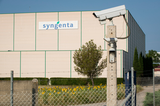 Syngenta Production Site in France