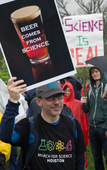 March For Science 2017 in Washington D.C.