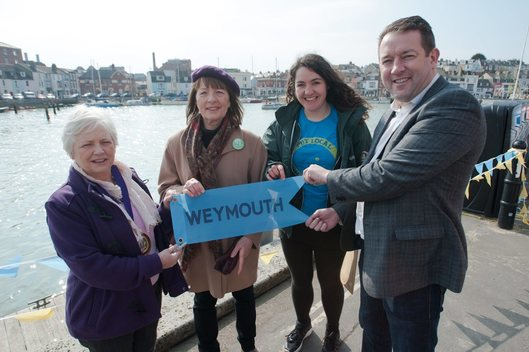 Weymouth UK Boat Tour Event