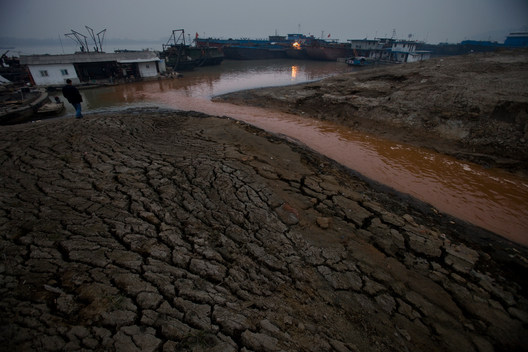 Chemical Pollution in the Yangtze River