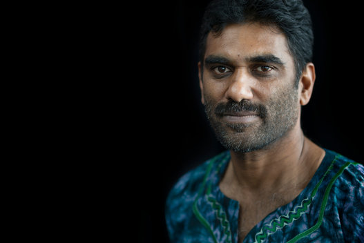 Portrait of Kumi Naidoo