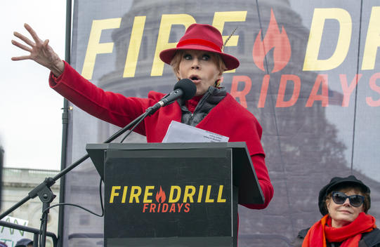 Fourteenth Fire Drill Friday in Washington DC
