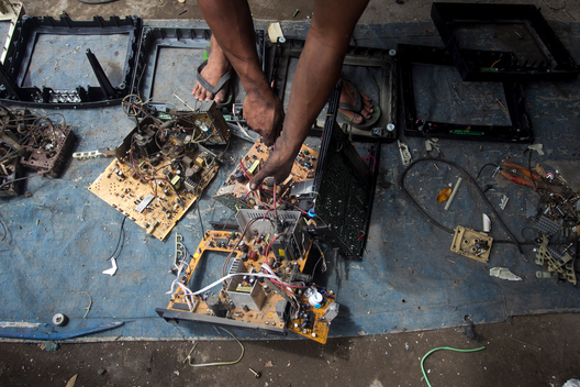 Electronic Waste in Jombang