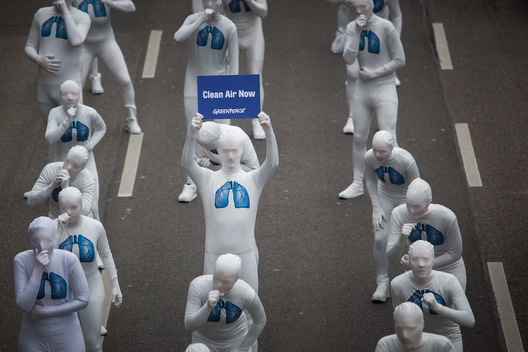 Performance Action for Clean Air in Stuttgart