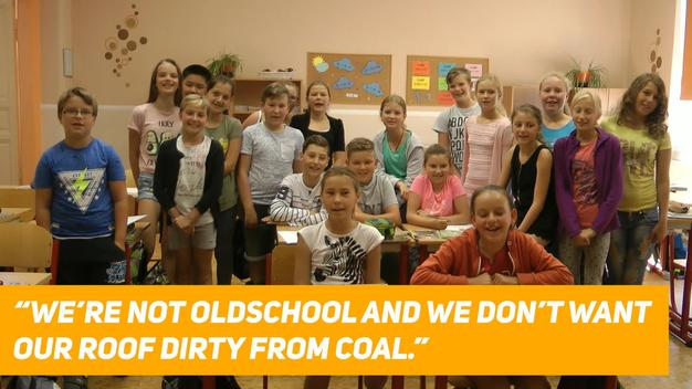 Break Free from Fossil Fuels Activity in Czech Rep - Web Video English