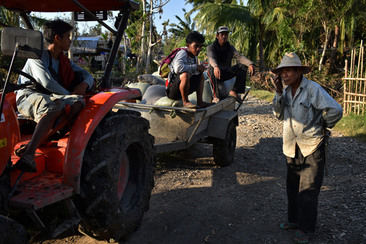 Farmers in Northern Luzon