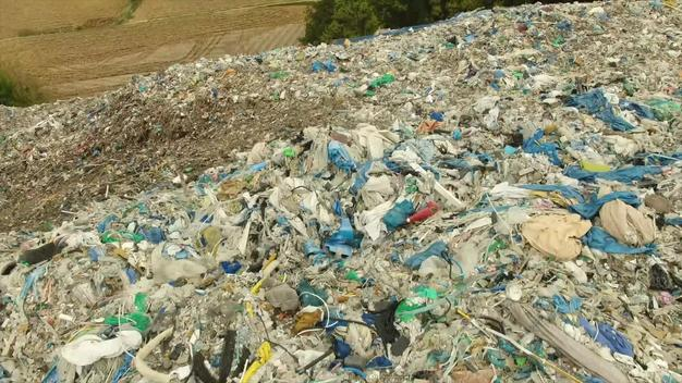 Illegal Plastic Waste Piling up in Rural Uiseong, S. Korea - Clipreel