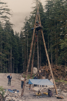 Great Bear Rainforest Blockade