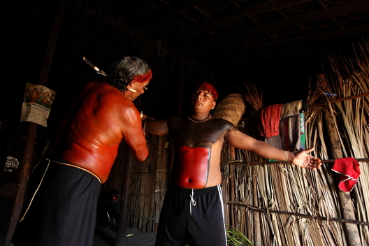 Xavante Indigenous People