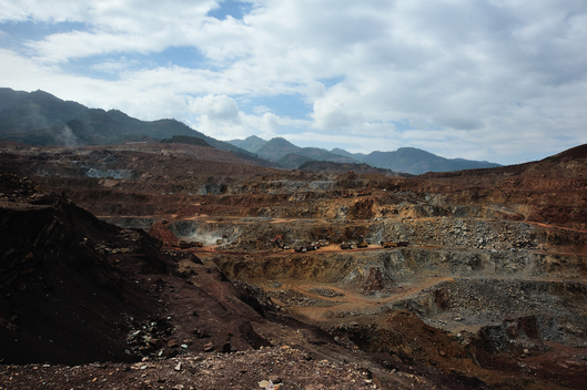 Asia's Largest Lead and Zinc Mine in China