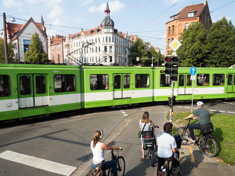 Urban Mobility and Transport in Hannover