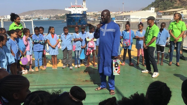 Hope in West Africa Fisheries Tour