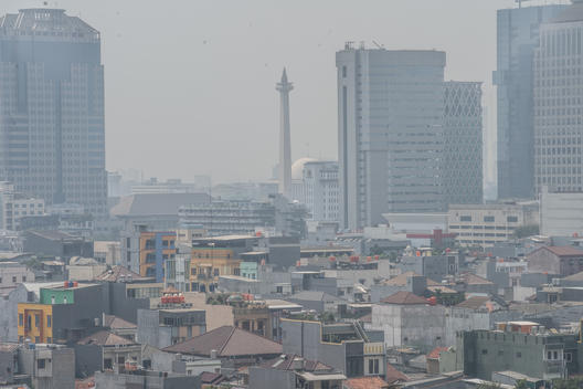 Air Pollution in Jakarta