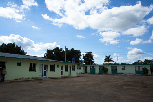 Indio Hatuey Experimental Station in Cuba