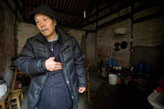 Cancer Victim in Shaoxing