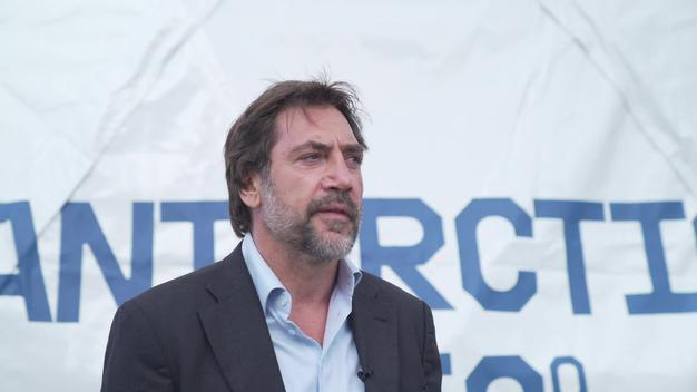 Protect the Antarctic Event with Javier Bardem in Cambridge - NEWS ACCESS