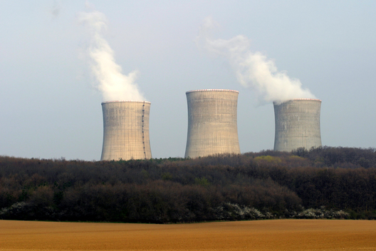 Mochovce Nuclear Power Station in Slovakia