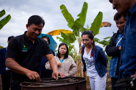 Teacher Training on Agroecology in Northeast Thailand