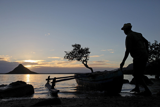 Artisanal Fishermen in Madagascar