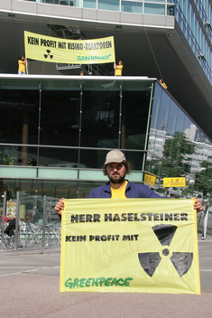 Nuclear Action Against STRABAG in Vienna