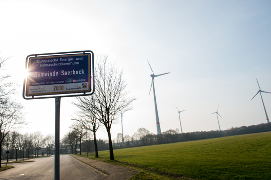 "Energy Community ""Saerbeck"" in North Rhine-Westfalia"