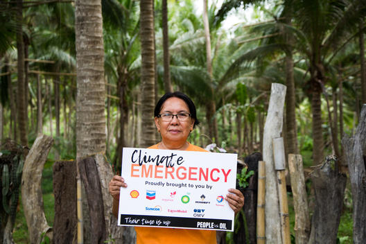Petitioner from Alabat Island, Philippines