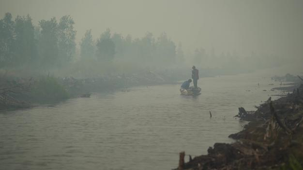 Forest Fires Investigation in PT GAL Concession, Central Kalimantan - Clipreel