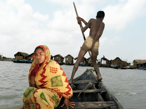 Sea Level Rise in Bangladesh
