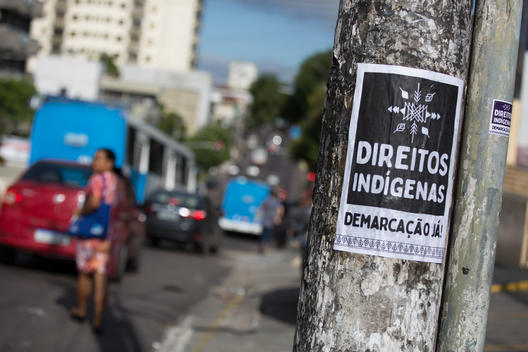 Urban Interventions for Indigenous People in Manaus