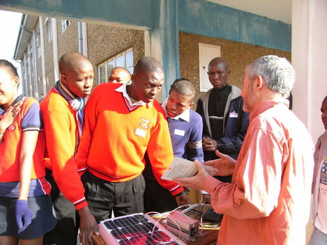Solar Energy Training in South Africa