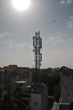 Diesel Powered Mobile Tower in India