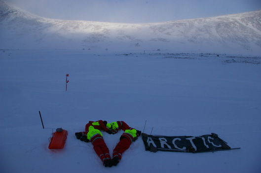 'I Love Arctic' Day of Action in Sweden