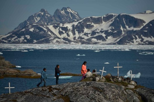 Local People in Greenland