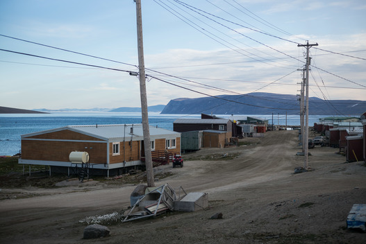 Town in Clyde River