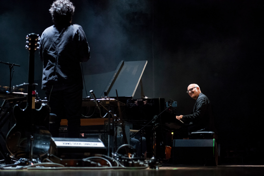 Concert of Ludovic Einaudi in Hamburg