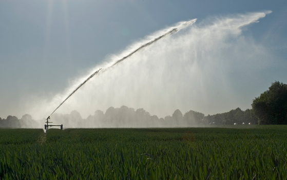 Irrigation of Agricultural Land in Germany