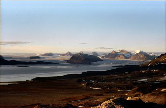 Climate Impact Documentation in Norway, Svalbard
