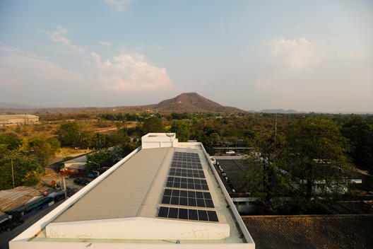 Solar Rooftop at Kaeng Khoi Hospital