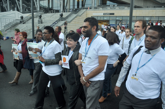 NGOs Walk Out of COP19 in Warsaw