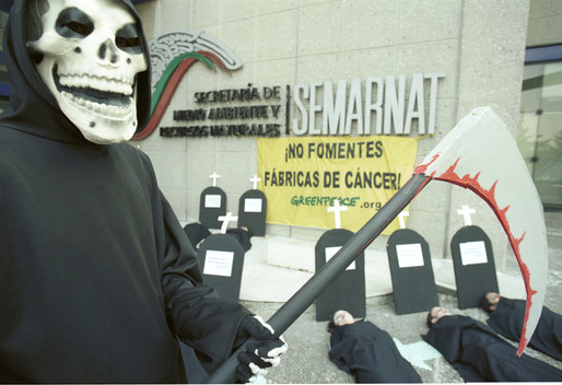 Toxics Action Ministry of Environment in Mexico