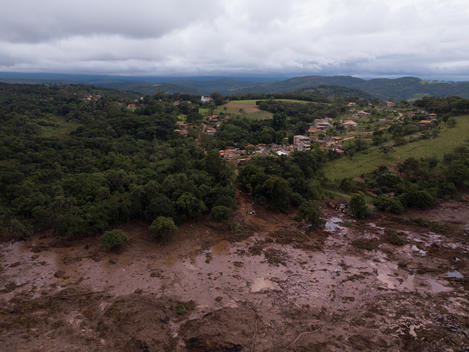 Brumadinho Environmental Crime in Brazil