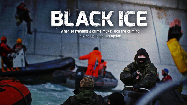 BLACK ICE - DOCUMENTARY