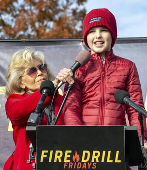 Eighth Fire Drill Friday in Washington DC